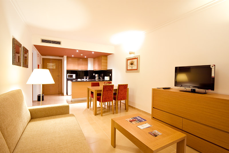 Monte gordo hotel apartamentos spa algarve portugal for Portugal appart hotel